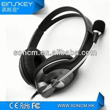 Newest color stereo plastic headphone covers