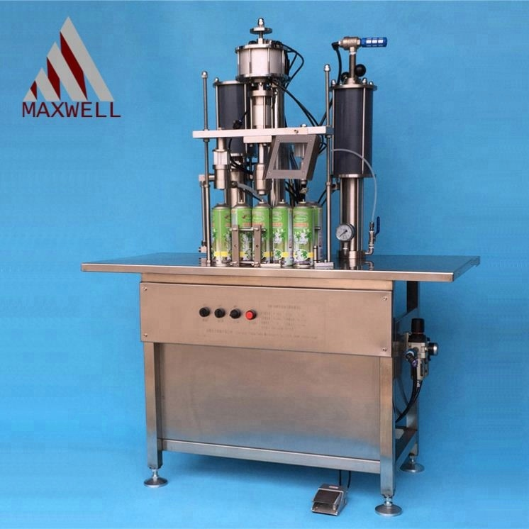 R-134a refrigerant filling machine