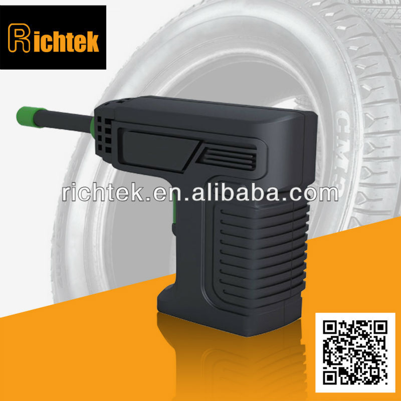 Leader manufacturer of auto/motorcycle/bicycle air compressor/Sales tire inflators(RCP-B410)