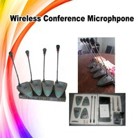 GS4004 conference table wireless microphone