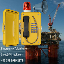 weatherproof telephone Waterproof IP66 industrial telephones