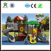 Customer design Playground for kids outdoor play gym garden play equipment QX-023A