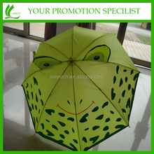 Customer Logo Animal Shape Umbrella for Kids