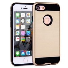 Dual Layer TPU PC Shockproof Phone Cover <strong>Case</strong> for iPhone 7, for iphone 7 Plus <strong>Case</strong>