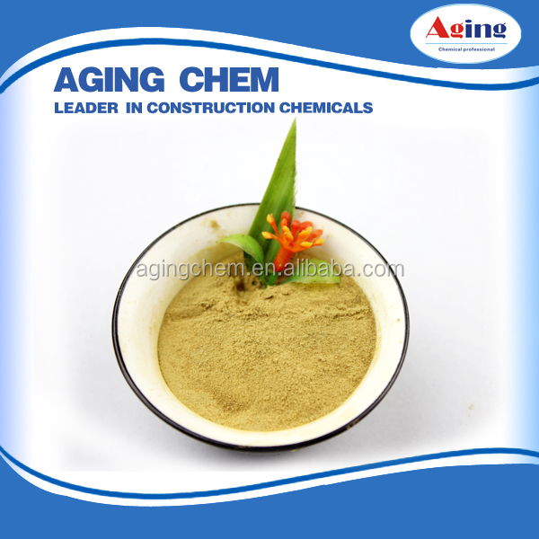 Pure Calcium Lignosulfonate Pulp Wood In Colored Concrete Ceramic Crafts Admixture For Concrete