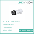 HD 1MP Fixed Lens Bullet CVI Camera with 20m IR Distance