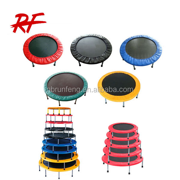 comfortable Cheap trampoline for sale / Indoor Trampoline /Jump bed