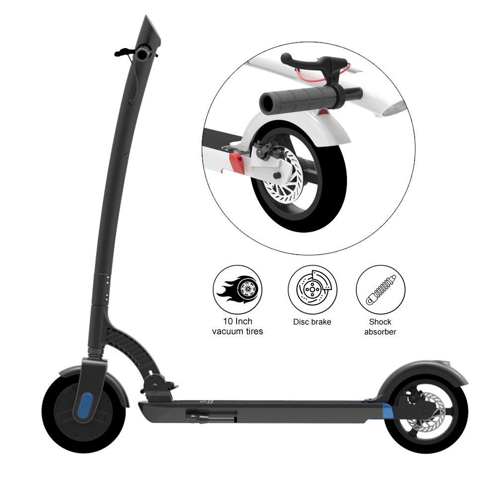 ONAN Folding Electric Scooter/Foldable Moped/Portable Motorcycle
