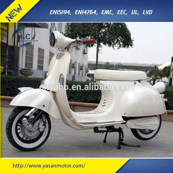 hot sale EEC electric scooter 2000W 60v/72v 20Ah vespa electric lead acid battery adult electric motorcycle for sale