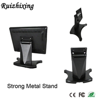 Factory custom-made metal Single Monitor Desk Mount 360 degree rotation