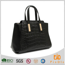 2016 latest product bags women genuine crocodile leather handbag, ladies bags handbag