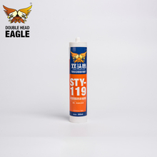 New Designed White High Strength Fire Retardant Silicone Sealant