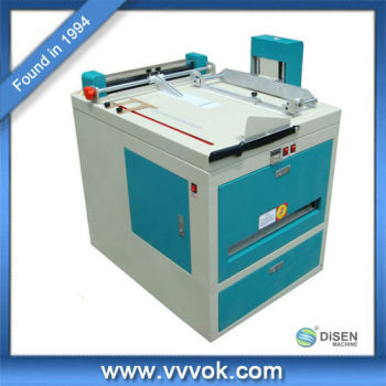 Multifunction photo album making machine