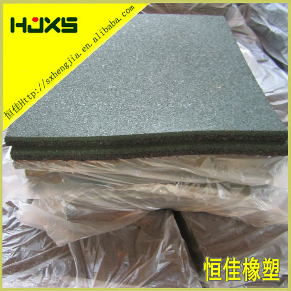 Quality supplier!!! Indoor Use Safety Day Care Centers Rubber Pavers