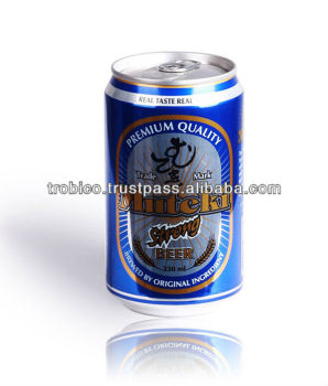 Best Selling Canned Beer