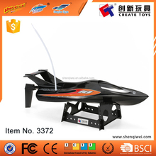 New Product Ship Toy RC Boat 2.4G Function RC Boats Toy for sale