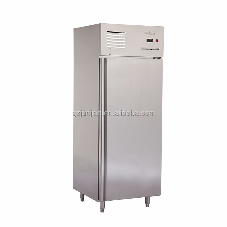 Stainless Steel Commercial Electrical Salad Bar Refrigerator