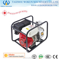 Agriculture Portable 6.5hp Honda Gasoline Engine Water Pump 3 Inch Wp30 Irrigation High Quality Water Pump