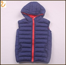 Sleeveless jackets stylish children's waistcoats