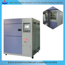 225L Three Box Type Impact Thermal Shock Test Chamber