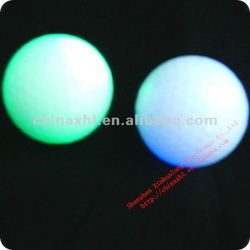 Led golf ball promotional item