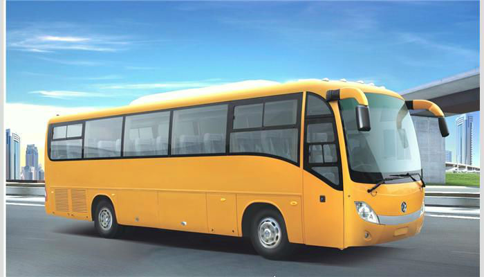 Dongfeng New Passenger Bus Design