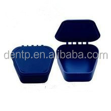 Mouth Dental Orthodontic Retainer Denture Mouthguard Box / Case, Dentures Sport Guard Brace Teeth Great Use