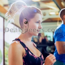 Waterproof Wireless Bluetooth Earbuds Sport Earphone with EAR Hook