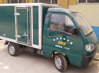 Italy model smart electric car with ISO & EEC