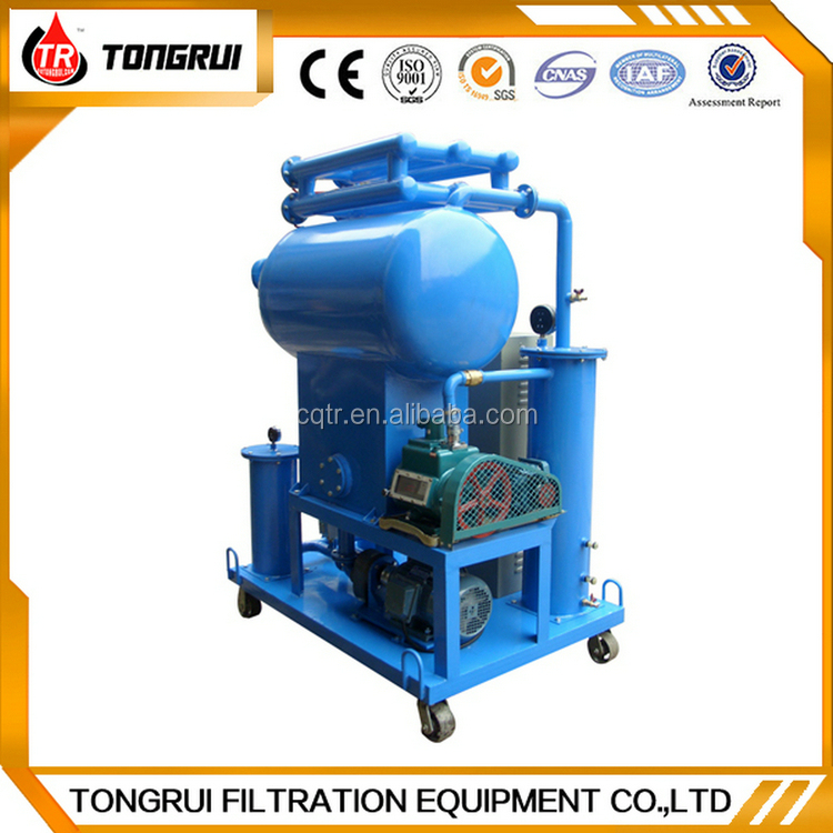 water remove transformer oil filtration machine most selling product in alibaba