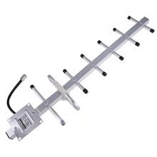 LS4G 11dBi 824-960MHz GSM CDMA Outdoor Yagi Antenna for Cell Phone Signal Booster