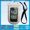 wholesale low price hot-sale waterproof phone bag for iphone 4