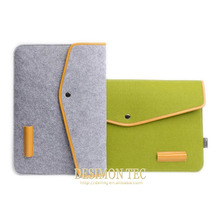 2015 custom fancy elegant felt case for iPad 2 3 4 5 6