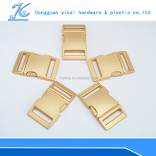 YiKai Cooperative Branded Special Offered Metal Side Release Buckle for Famous Brands