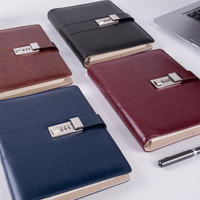 A334 Alibaba Express Personal Organizer Notebook
