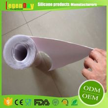Heat Insulation Silicon Epdm Rubber Sheet Factory Silicone Foam Rubber Sheet