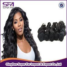 Hot sale body wave 100 percent Indian remy human hair extension