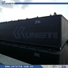 high quality steel water floating barge(USA-3-012)