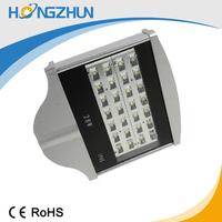 new products for china market aluminium waterproof 28w mini street light housing