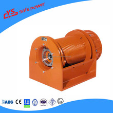Small Hydraulic Mooring Winch