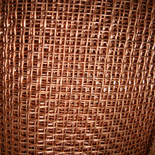 Manufacture in China red copper mesh/phosphorus copper mesh fabric