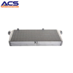 "600mm x 230mm x 76mm Universal Turbo Bar & Plate Intercooler 2.5 "" Core"