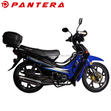 Mini Pocket Bike 110cc Petrol Scooter Cheap Motorcycle Gas for Delivery