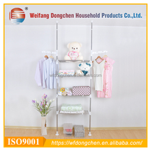 Fashion Design Clothes Drying Rack Cabinet