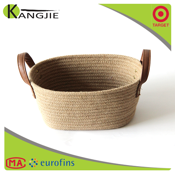 Hot sale handmade wholesale vegetable basket
