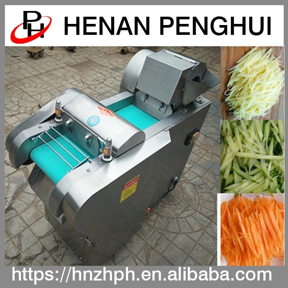 Commercial Stainless Steel Electric Vegetable Chopper Dicer Slicer Machine