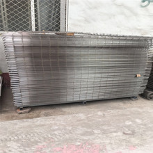 Hot dipped galvanized welded wire mesh panels with 1.2x2.4m size
