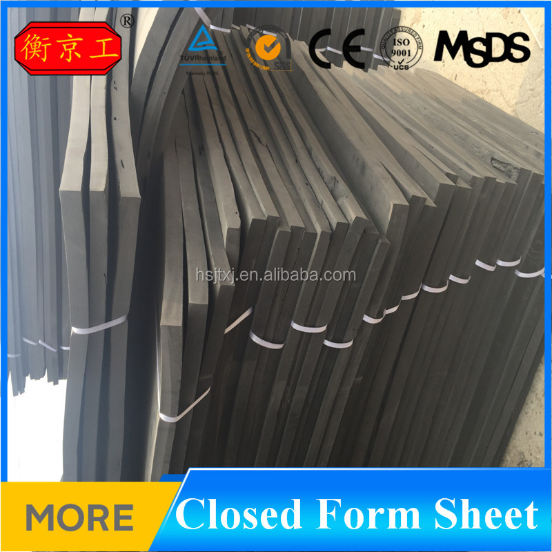 Jingtong high quality pvc gym rubber sheet
