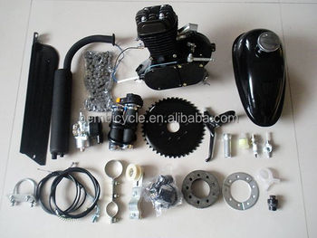 80cc gas motor engine kit for bicycle