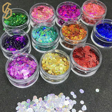 Diy painting shining enamel craft bulk wholesale glitter powder for nail